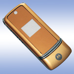 Корпус для Motorola K1 Gold - Original