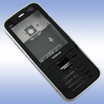 Корпус для Nokia N78 Black - Original