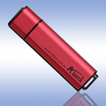 USB ����-���� - A-Data PD16 Red - 2Gb