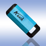 USB ����-���� - A-Data PD18 Blue Ready Boost - 8Gb